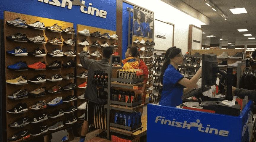 Lojas de departamento em Miami e Orlando