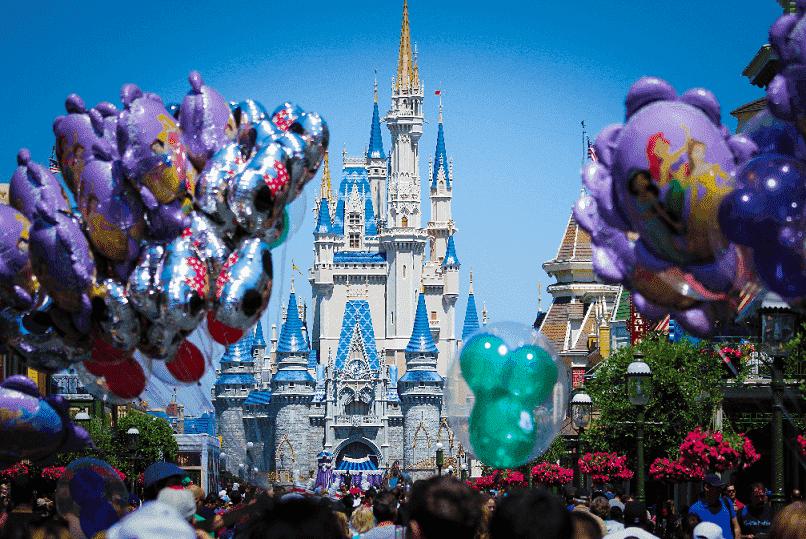 Magic Kingdom em Orlando