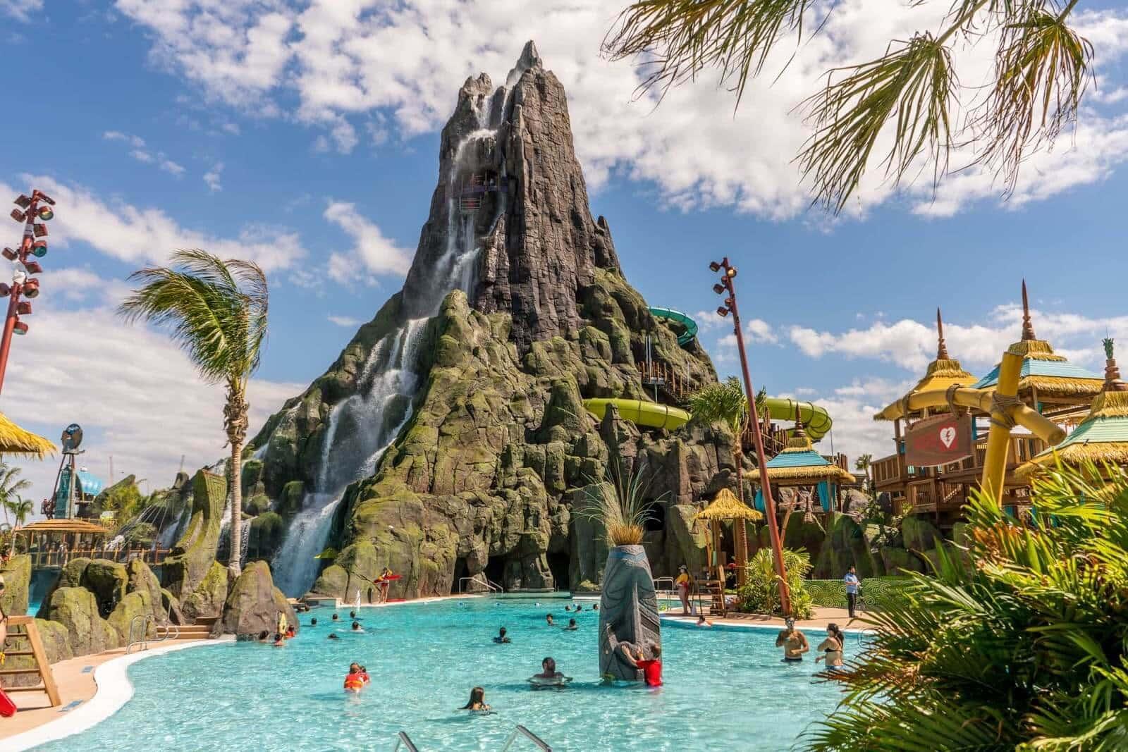 Volcano Bay - Parque da Universal em Orlando