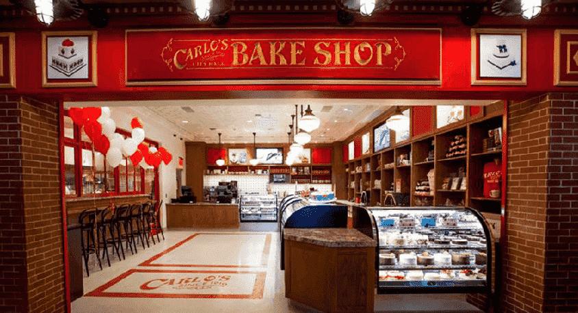 Carlo's Bakery em Orlando - Loja do Florida Mall
