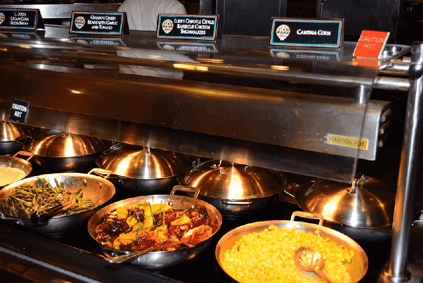 Restaurante Hollywood & Vine no Hollywood Studios em Orlando