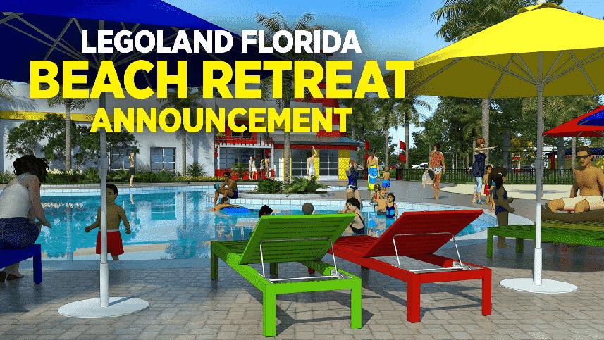LEGOLAND Beach Retreat em Orlando