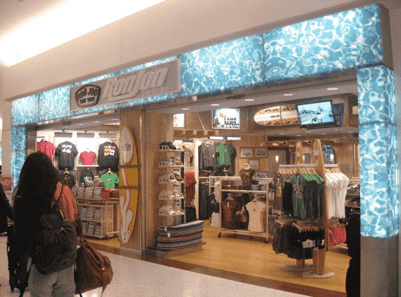 Ron Jon Surf Shop em Miami