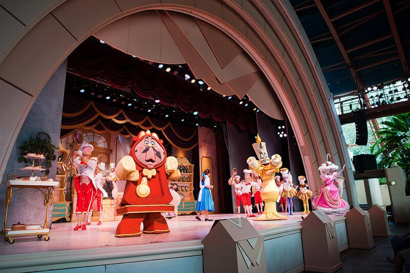Show Beauty and the Beast