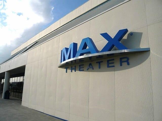 IMAX Theatres no Kennedy Space Center em Orlando