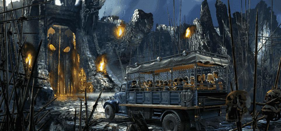 Skull Island: King Kong