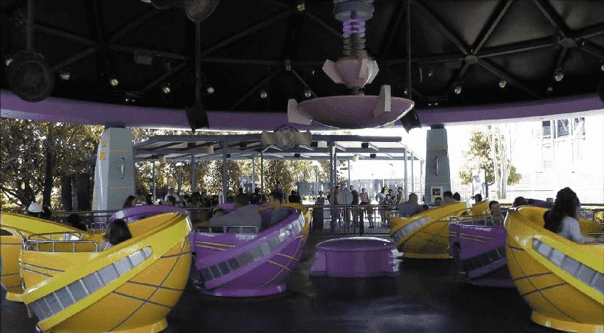 Storm Force Accelatron no Islands of Adventure em Orlando