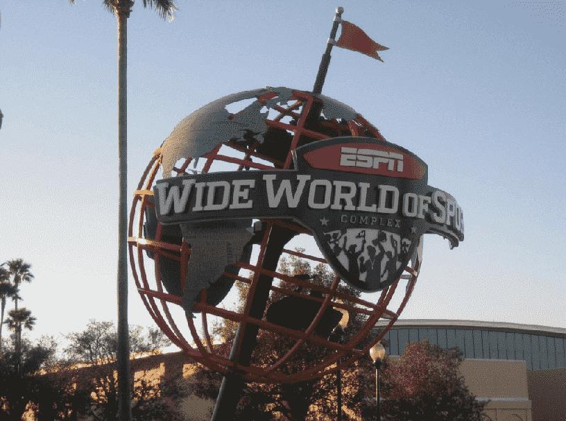 ESPN Wide World of Sports na Disney em Orlando