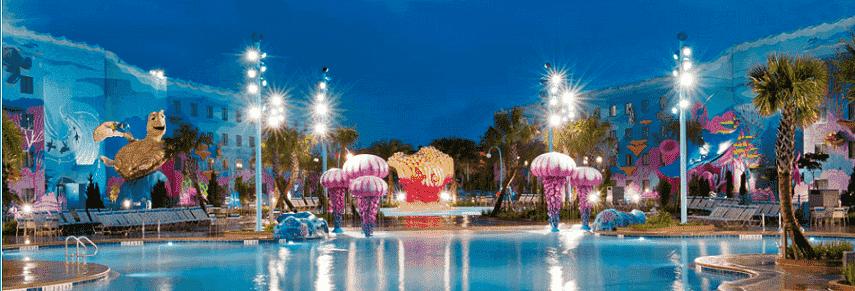 Hotéis Resorts na Disney em Orlando