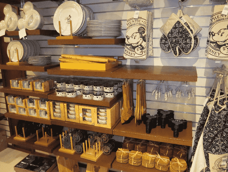 Loja Mickey's Pantry no Disney Springs em Orlando