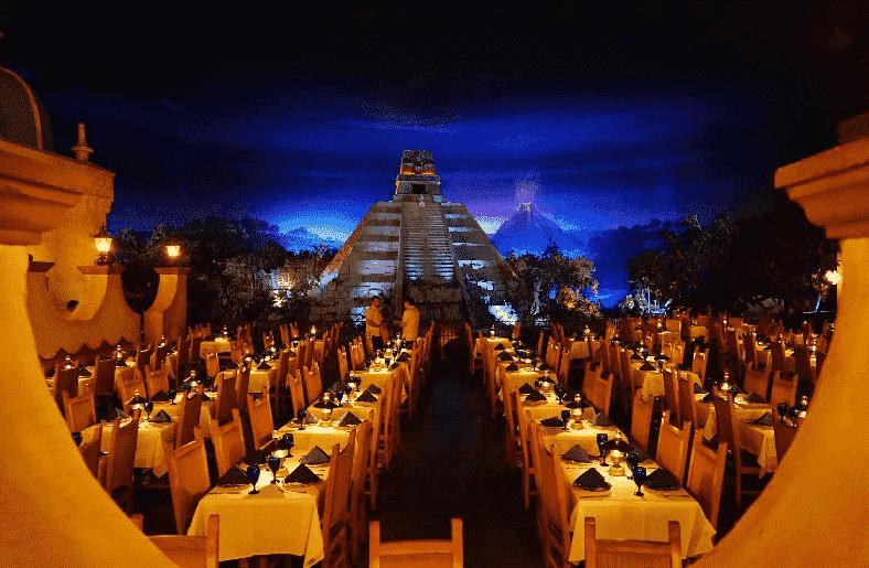 Restaurante San Angel Inn na Disney em Orlando