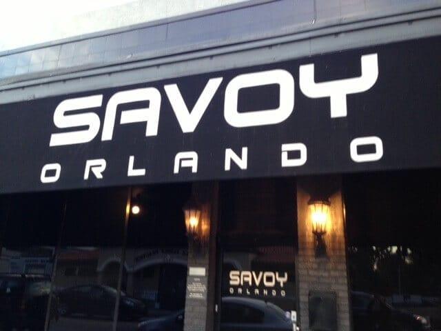Savoy em Orlando