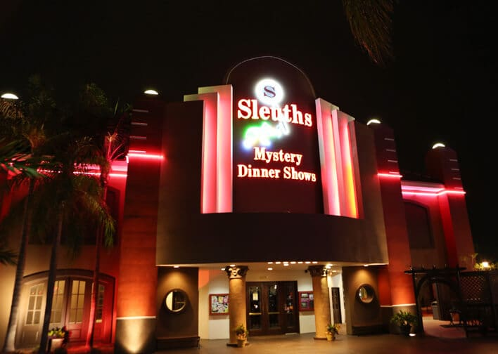 Sleuth's Mystery Dinner Theatre em Orlando