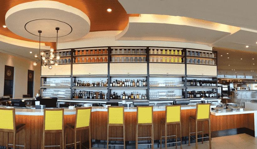The Bar at California Grill em Orlando