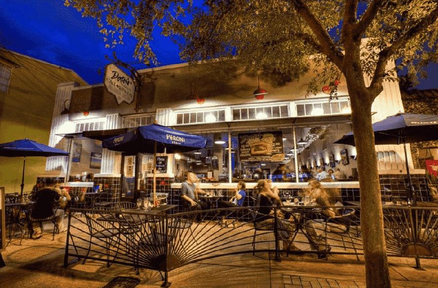 Bar Dexter's of Thornton Park em Orlando