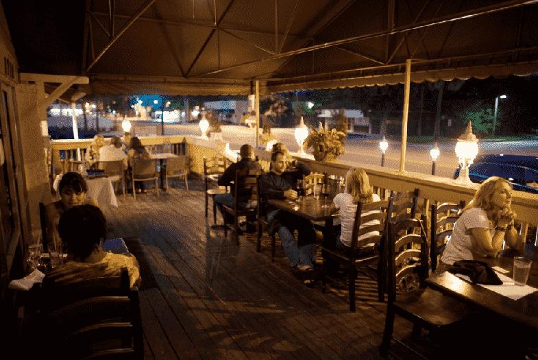 K Restaurant and wine bar em Downtown Orlando