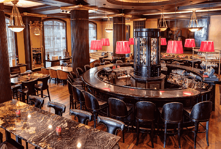 The Bösendorfer Lounge em Downtown Orlando