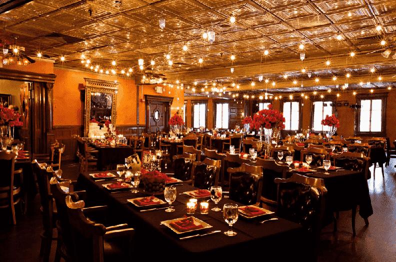 Restaurante Ceviche Tapas Bar em Downtown Orlando