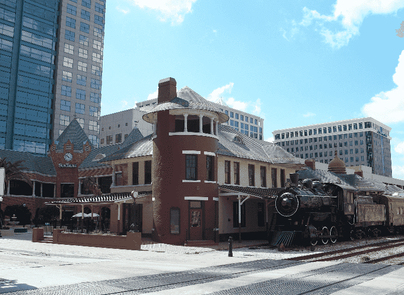 Church Street em Downtown Orlando