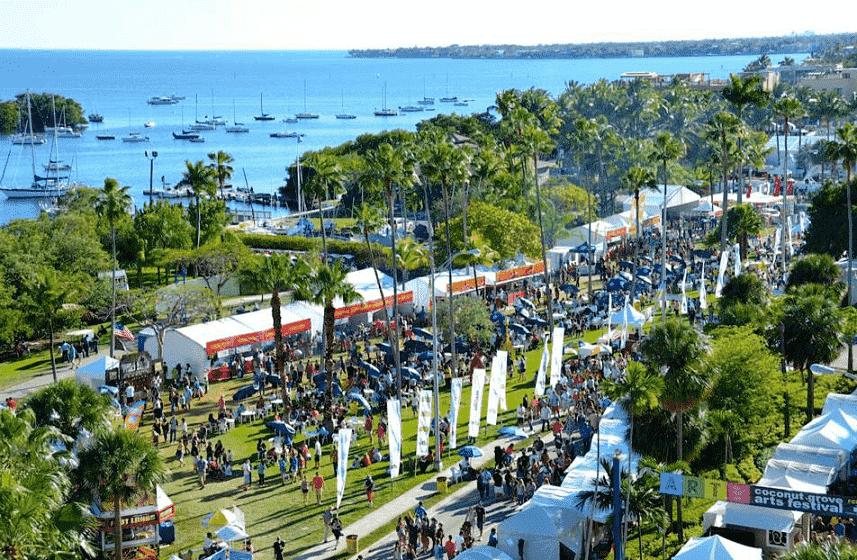Festival Coconut Grove