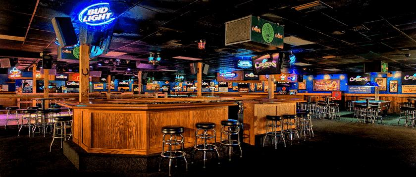 Bar Cowboys em Downtown Orlando