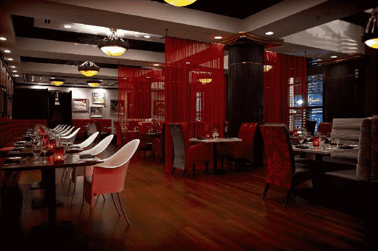 Restaurante The Boheme em Downtown Orlando