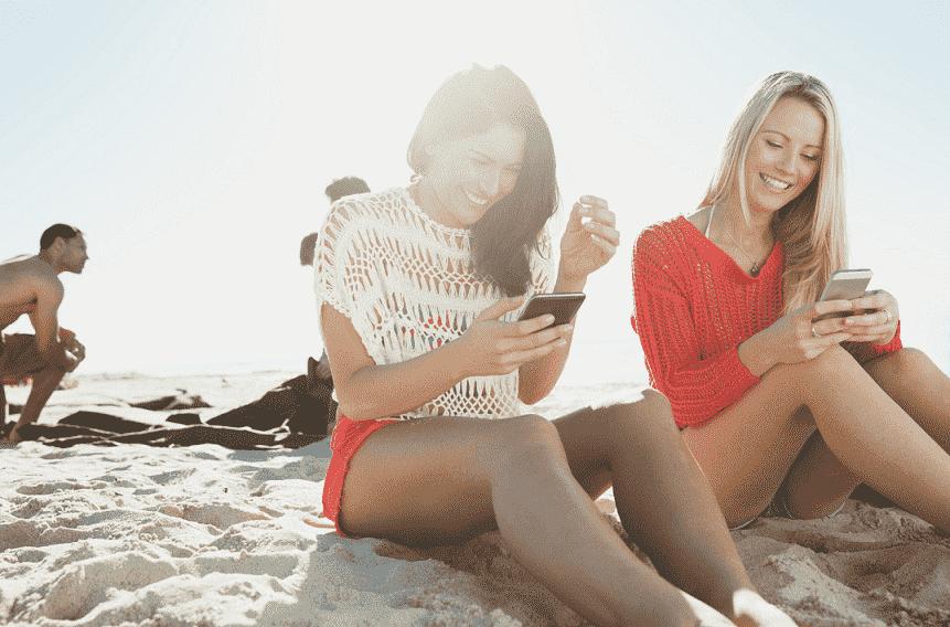Use o celular em qualquer lugar dos EUA
