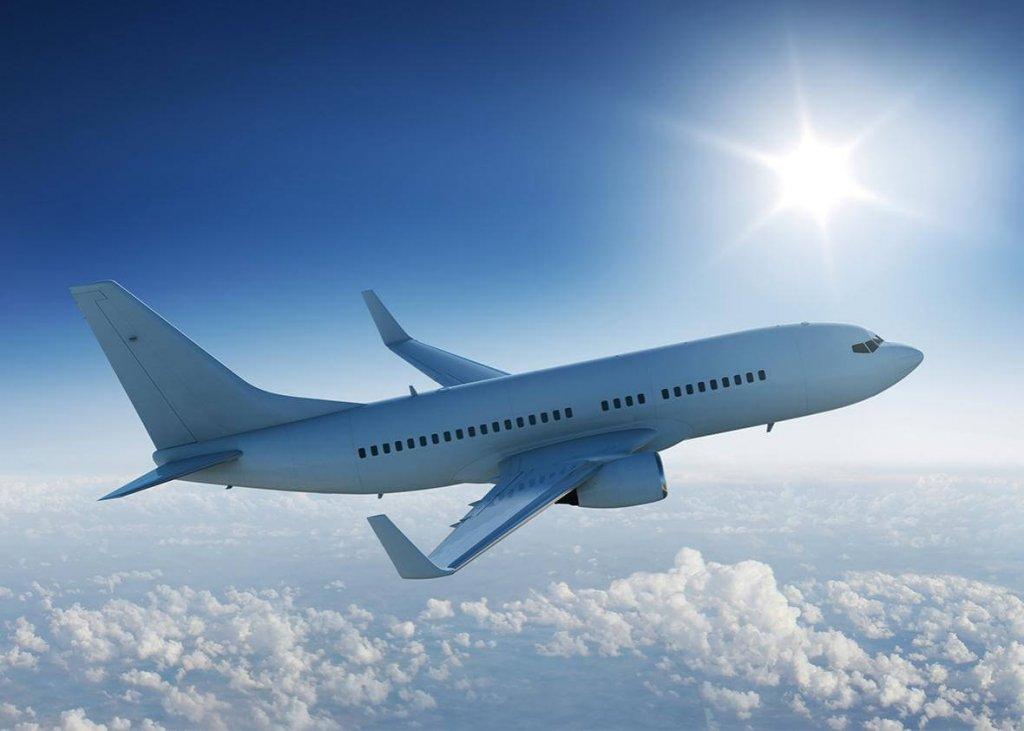 Avião - Viagem para a Flórida