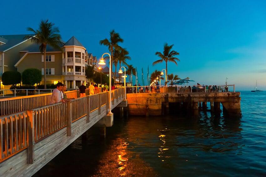 Roteiro de caminhada de um dia por Key West em Miami
