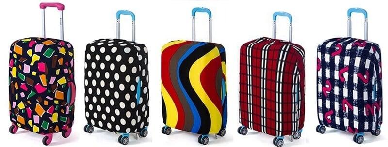 Capa protetora de mala e bagagem