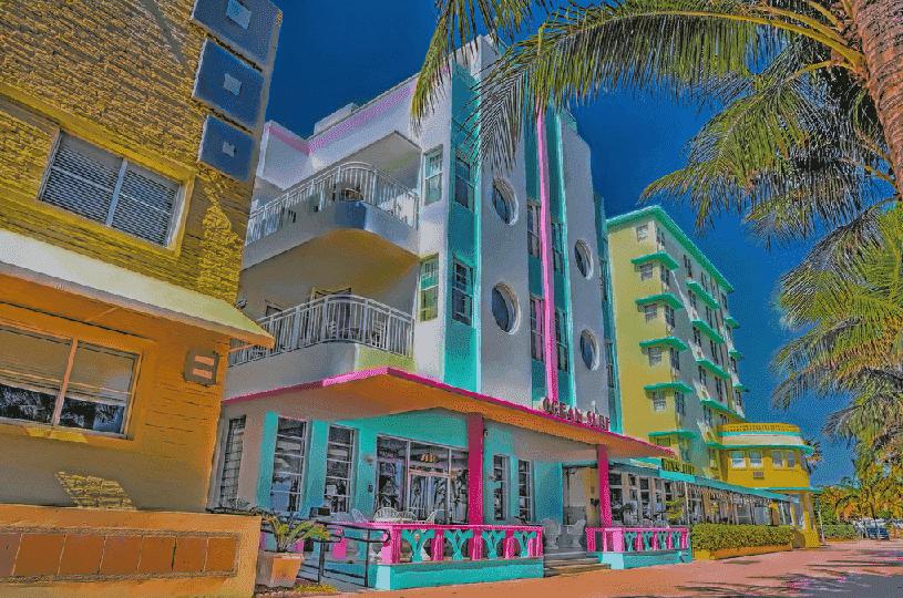 Ocean Surf Hotel em Miami