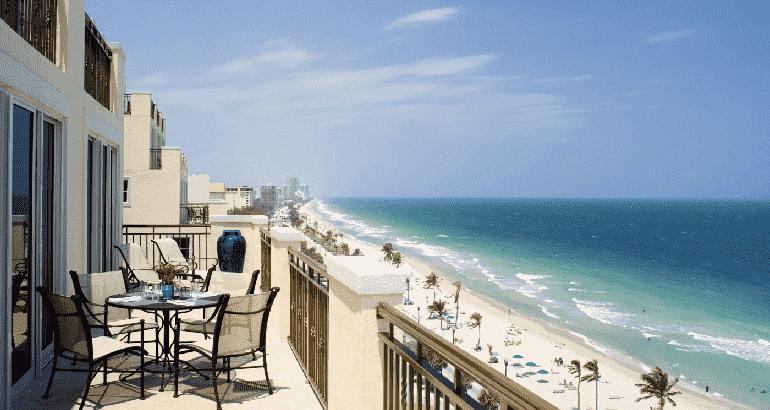 Hotel The Atlantic em Fort Lauderdale em Miami