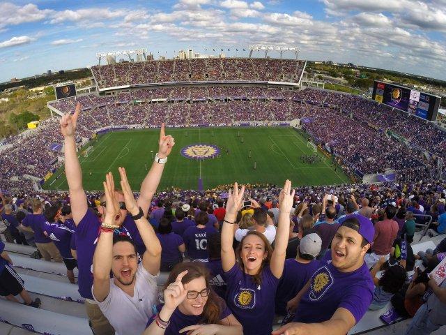 Onde comprar ingressos de jogos do Orlando City