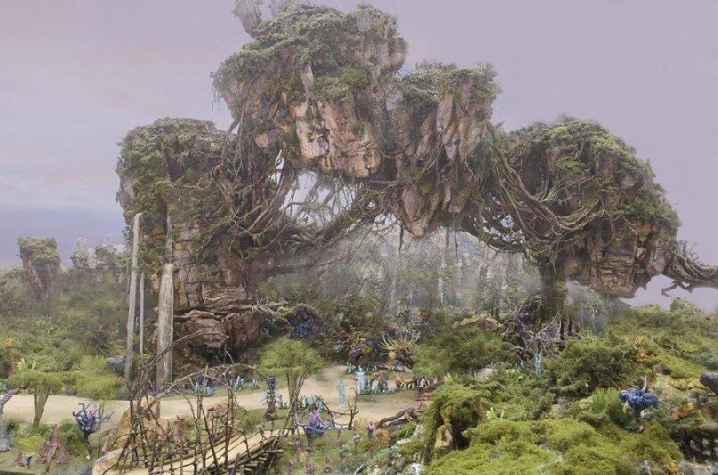 Conheça a nova área do Avatar no Animal Kingdom em Orlando