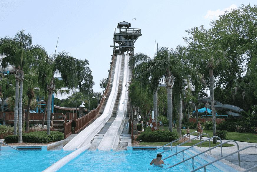 Adventure Island em Tampa