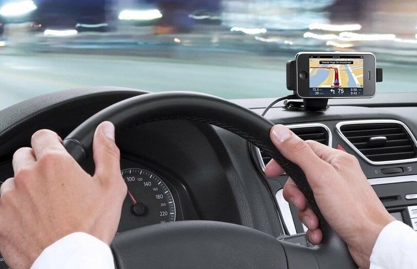 Dica do GPS no aluguel do carro no aeroporto em Orlando
