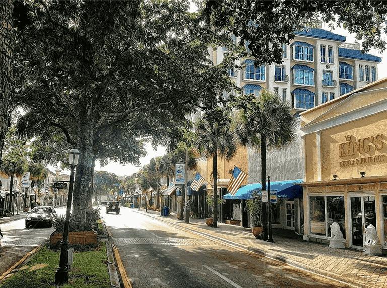 Compras em Fort Lauderdale