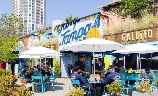 Melhores restaurantes em Tampa