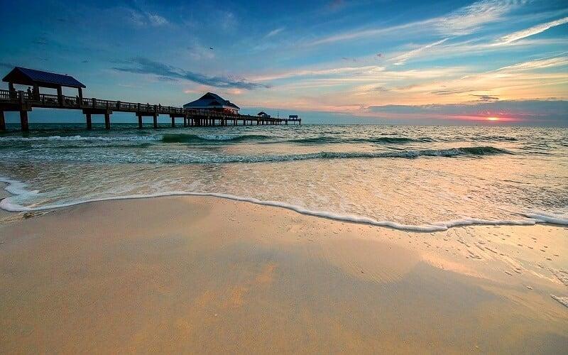 Roteiro pelas praias da costa oeste da Flórida