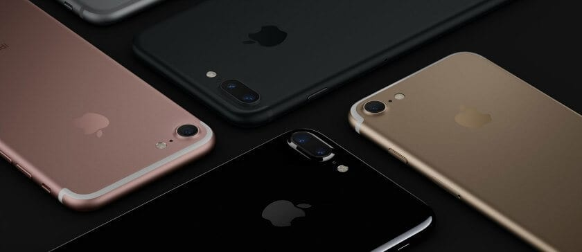 iPhone 7 e 7 Plus nos EUA | Miami e Orlando: Cores