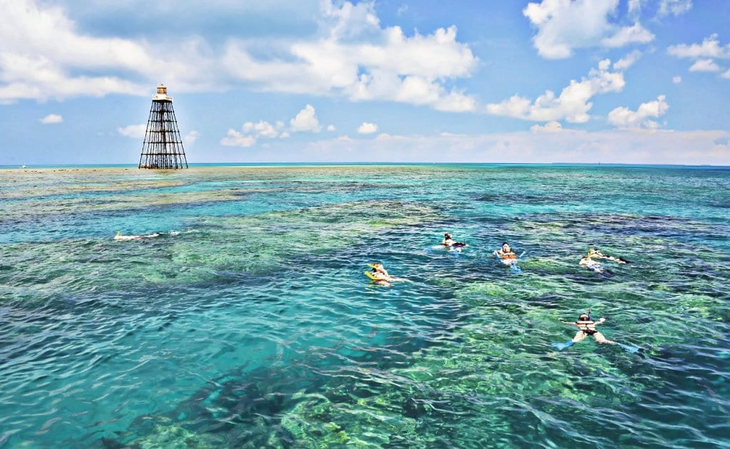 Florida Keys e praias de Key West