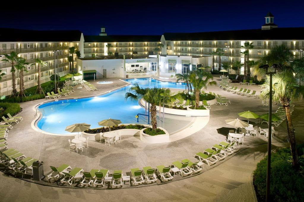 Avanti International Resort em Orlando
