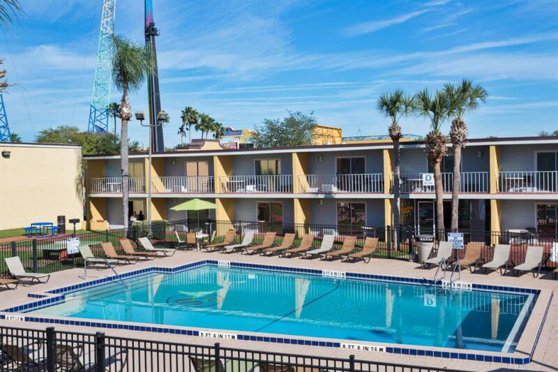 Hotel Celebration Suites em Orlando