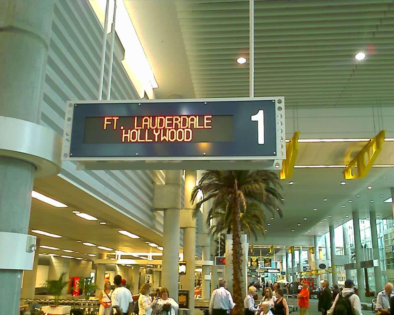 Serviço de Transfer em Fort Lauderdale