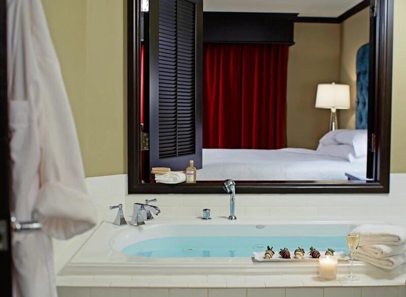 Quarto do Grand Bohemian Hotel Orlando