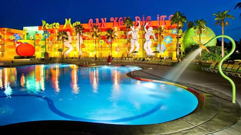 Hotéis mais baratos da Disney em Orlando