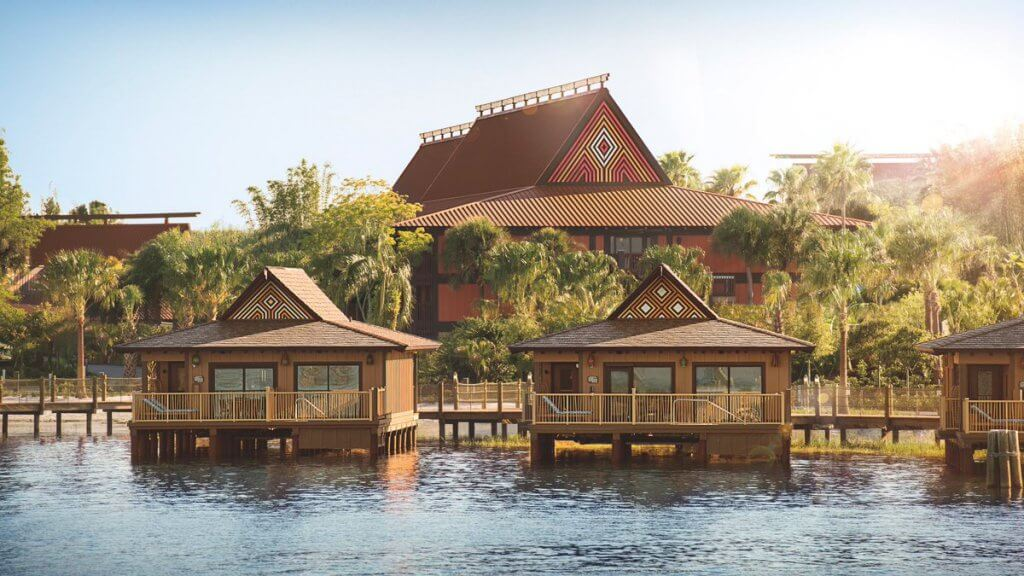 Disney's Polynesian Resort em Orlando