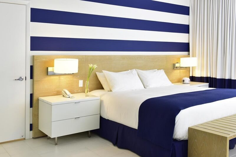 Quarto do Hotel Pestana Miami South Beach