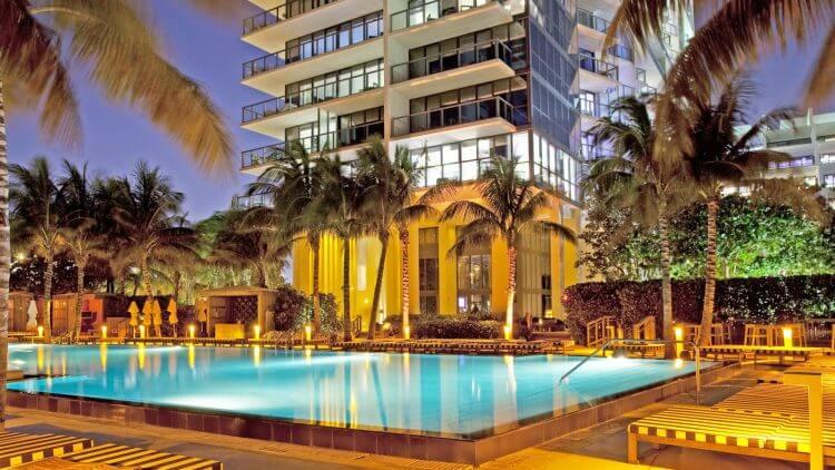W South Beach em Miami