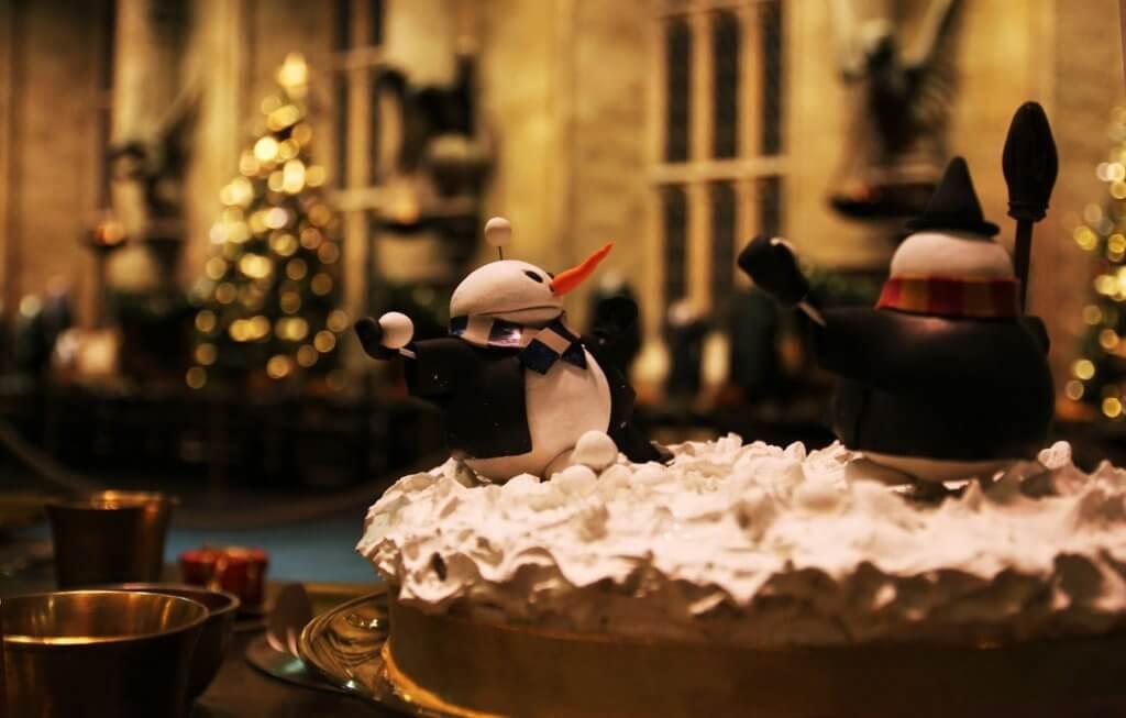Natal do Harry Potter na Universal Orlando: Comidas de Natal da Disney